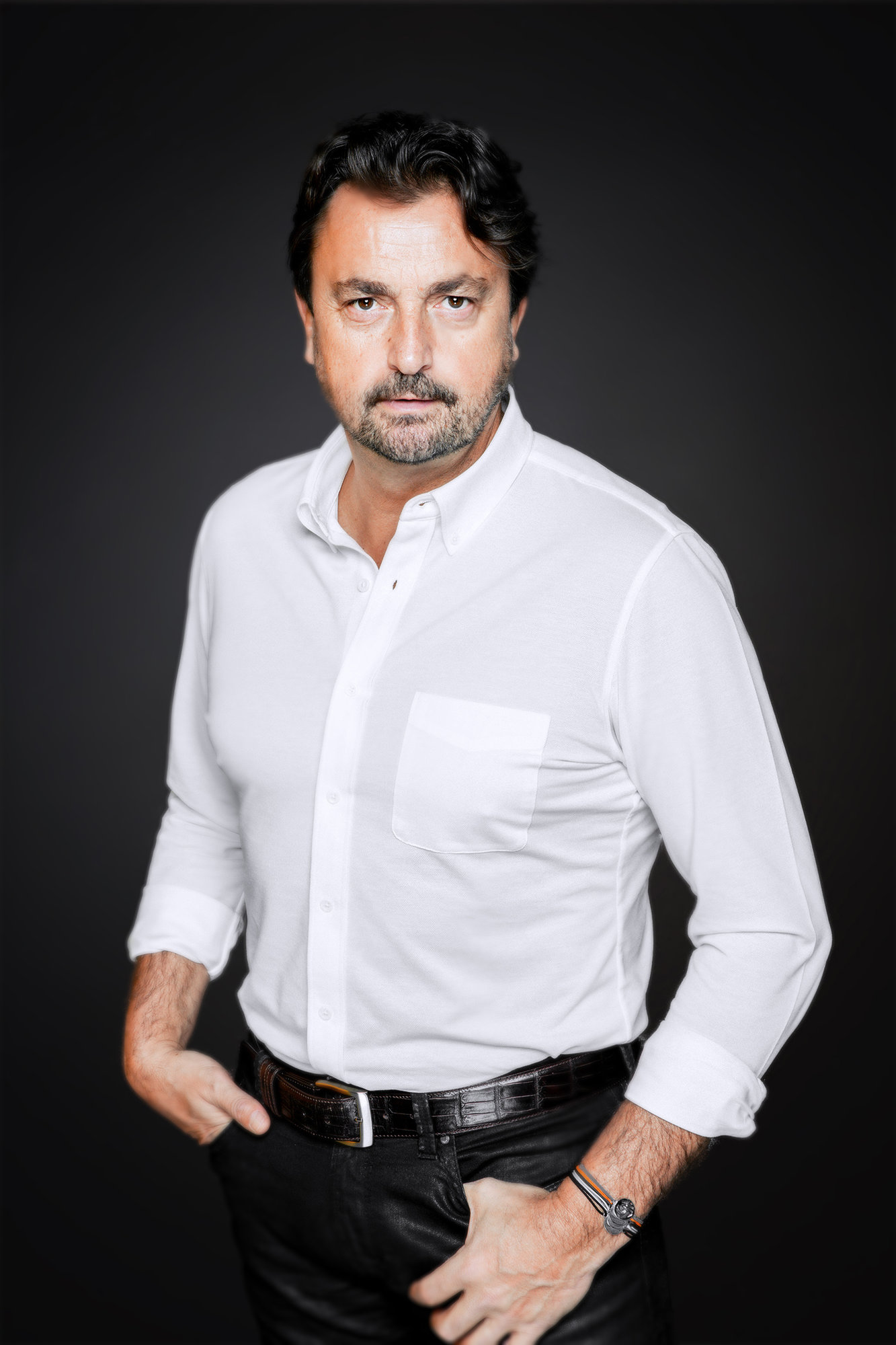 Henri Leconte | French Tennis Legend | Booking Agency | H